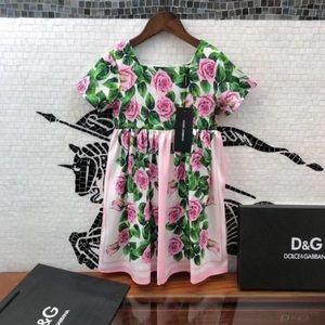 NWT 6Y,7Y,8Y DG inspired girls dress